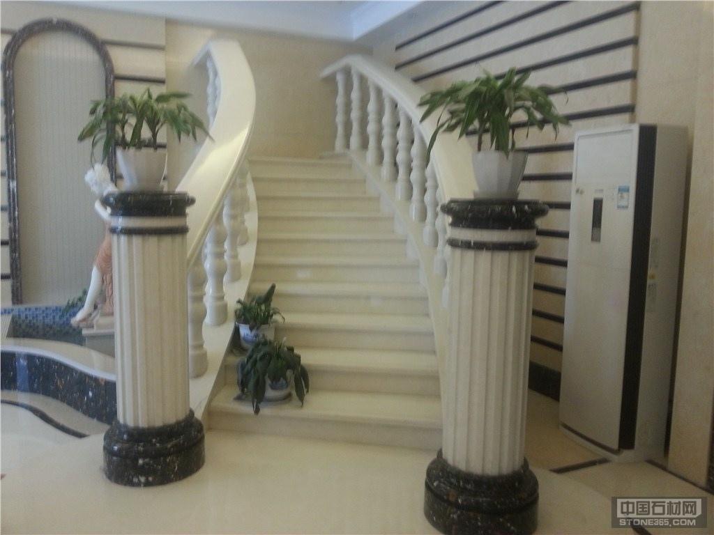 人造岗石楼梯