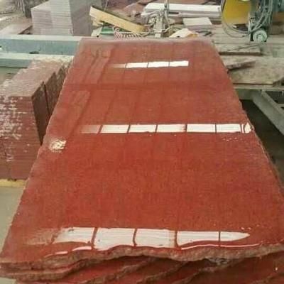 供应中国红成品