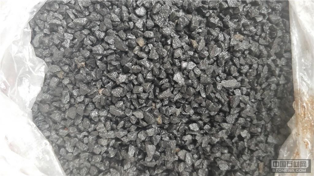 雅蒙黑颗粒料3mm-5mm