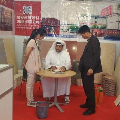 迪拜展会2014年11月