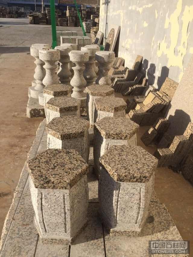 石材圆件制品