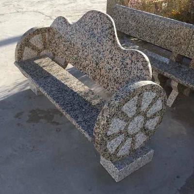 内蒙古风情靠背椅
