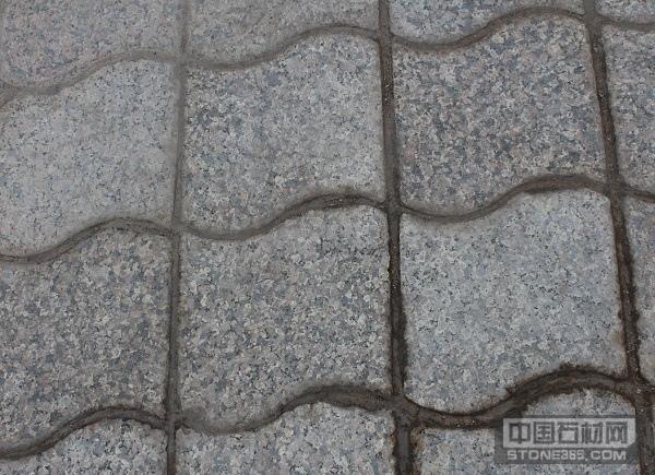 异形地铺砖实样展示02