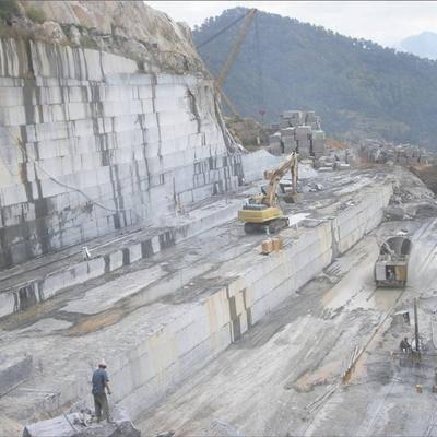 愉天矿业矿山展示