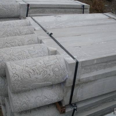 草白玉栏板
