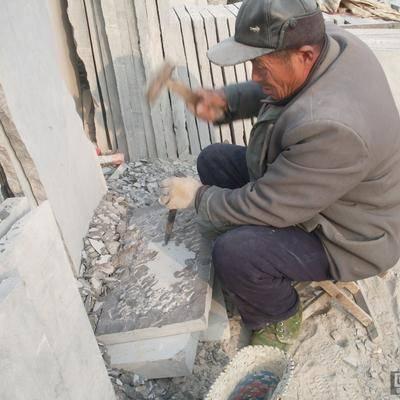 陕西省手凿面青石板、菠萝面青石