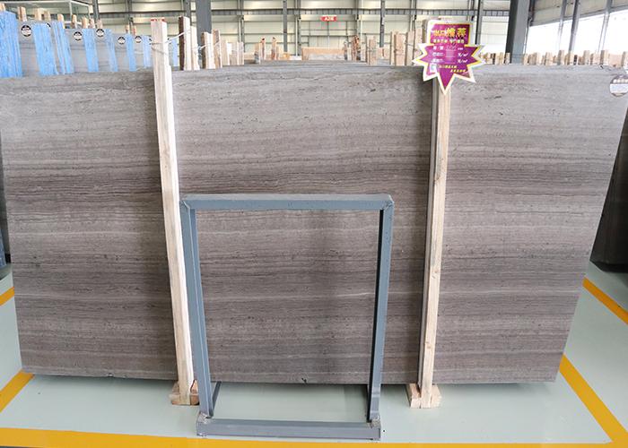 木纹石工厂供应灰木纹大板