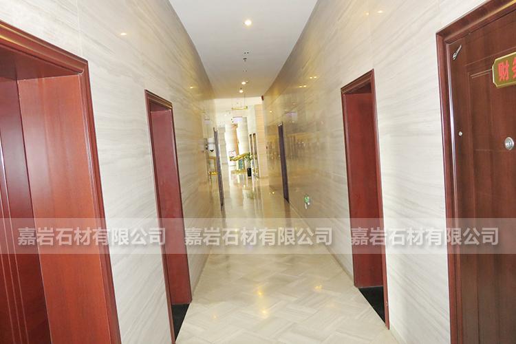 五星级酒店白木纹精装工程