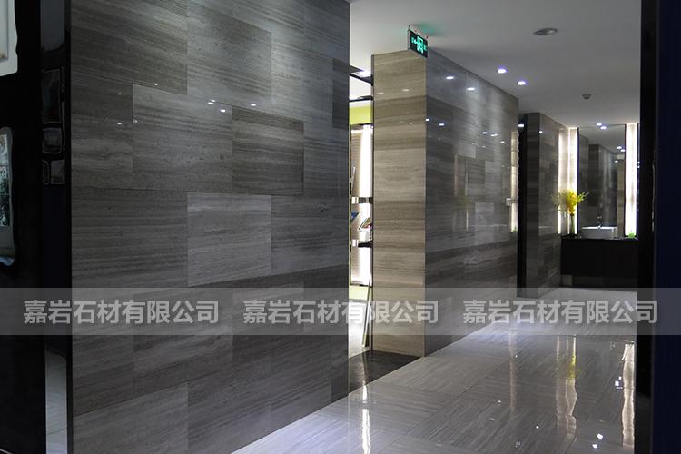 上海后古画意摄影楼灰木纹工程