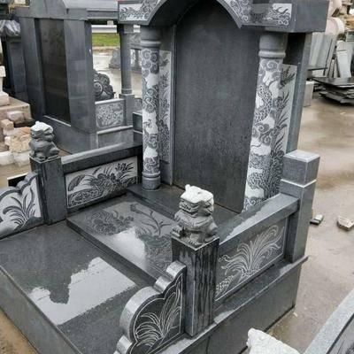公墓石材雕刻陵园墓碑