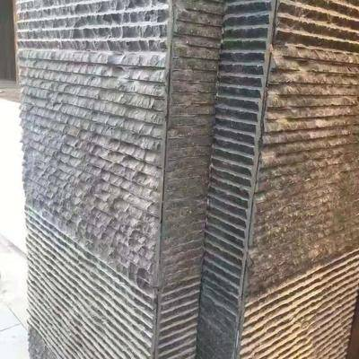 芝麻黑干挂板副矿芝麻黑石材批发
