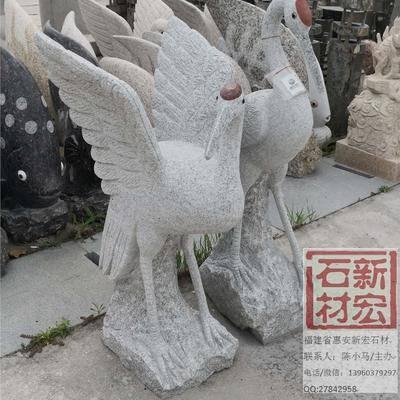 供应仙鹤雕刻,鸬鹚雕刻