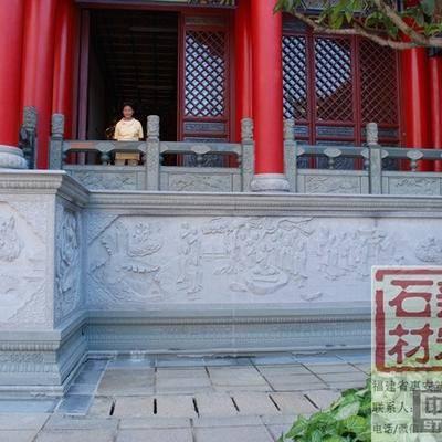 珠海金台寺须弥座栏杆