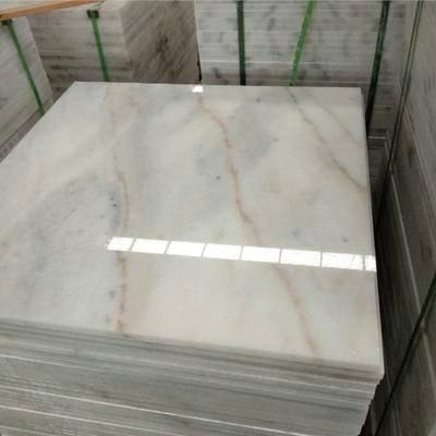 广西白大理石工程板