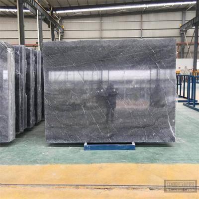 高端灰色大理石材厂家