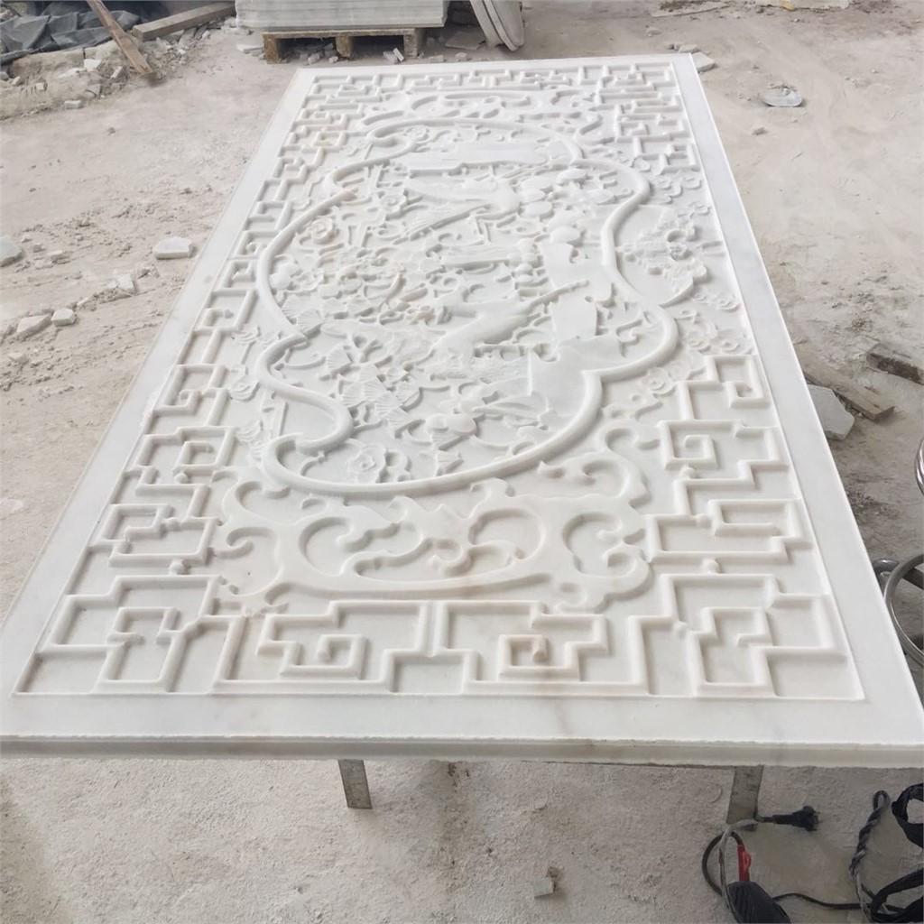 天然大理石雕刻装饰定制