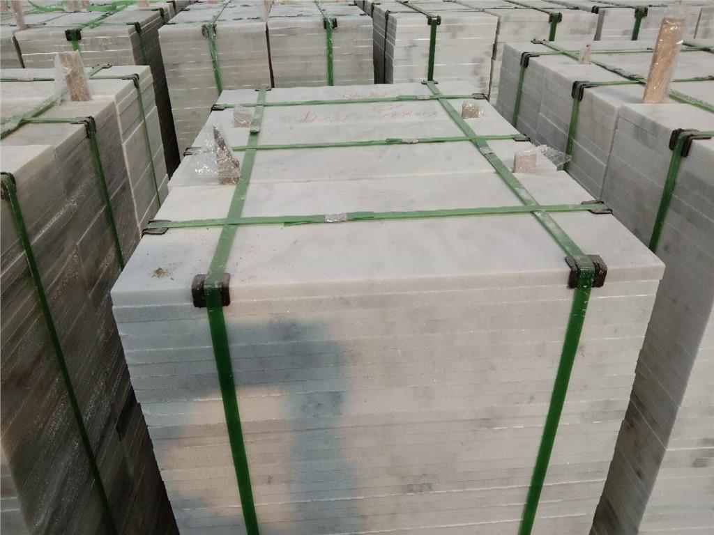 广西白大理石地板砖