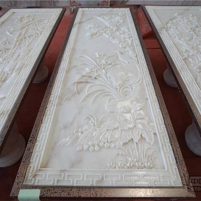 白色大理石工艺雕刻