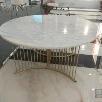 广西白大理石桌面板 台面板