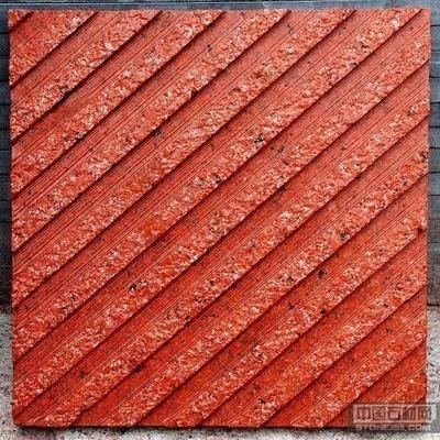 中国红花岗岩拉丝