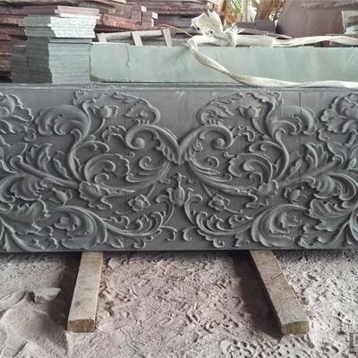 雅蒙黑砂岩雕刻