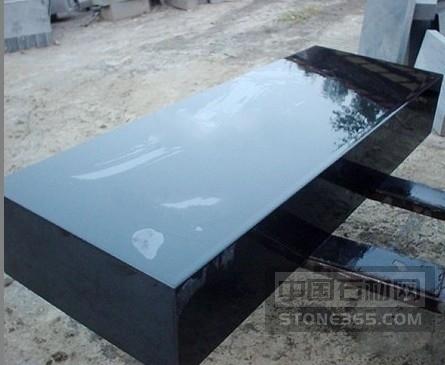蒙古黑光面石材