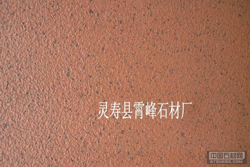 供应高粱红石材 高粱红抛光面