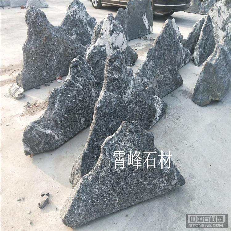 供应雪浪石 园林景观石 风景石