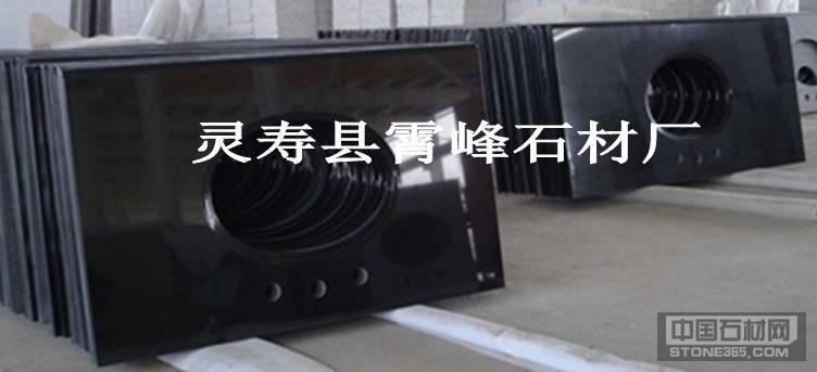 中国黑石材、中国黑台面板