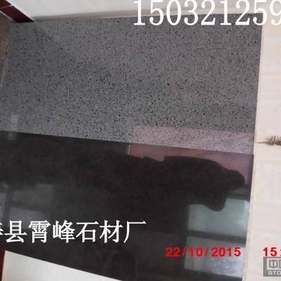 供应易县黑石材 工程板台面板
