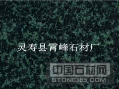 森林绿石材