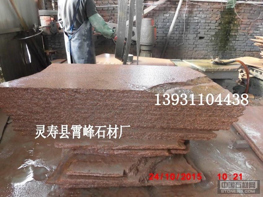 高粱红花岗岩石材 高粱红石厂家