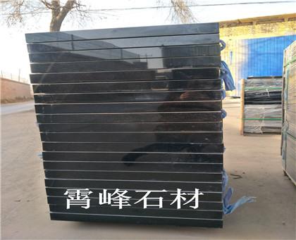 山西黑花岗岩墓碑 中国黑墓碑厂