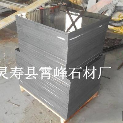 供应中国黑石材毛光板
