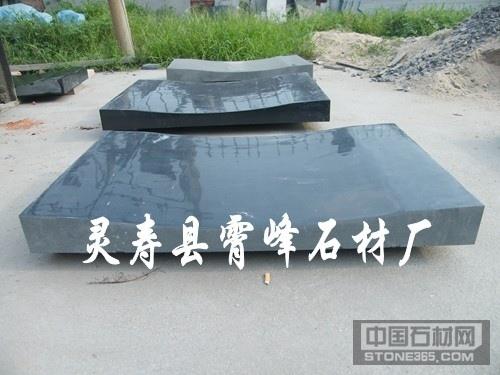 中国黑2公分毛光板【实物图】