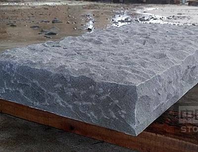 青砂岩五面自然石