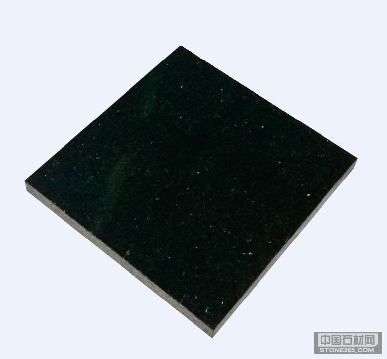 岳西國產黑金沙墓碑料石材中國黑