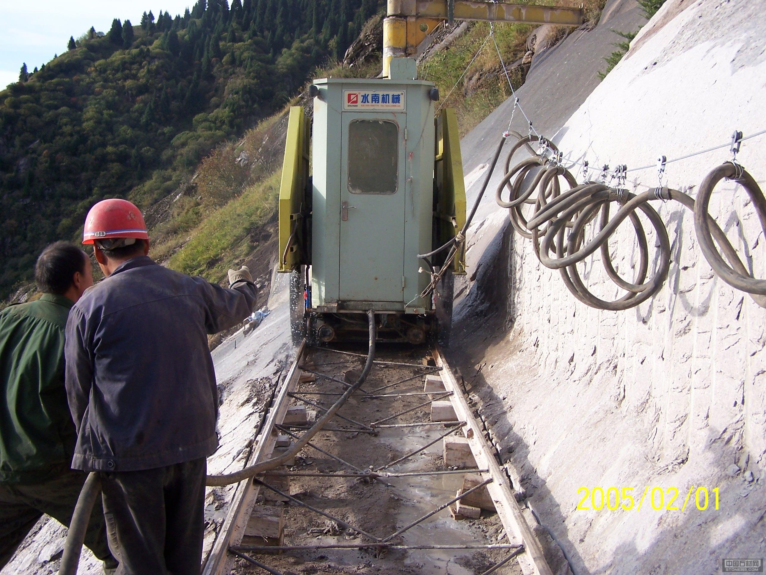 新疆咖啡钻花岗岩矿