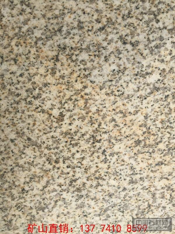 湖北黄锈石花岗岩石材厂家
