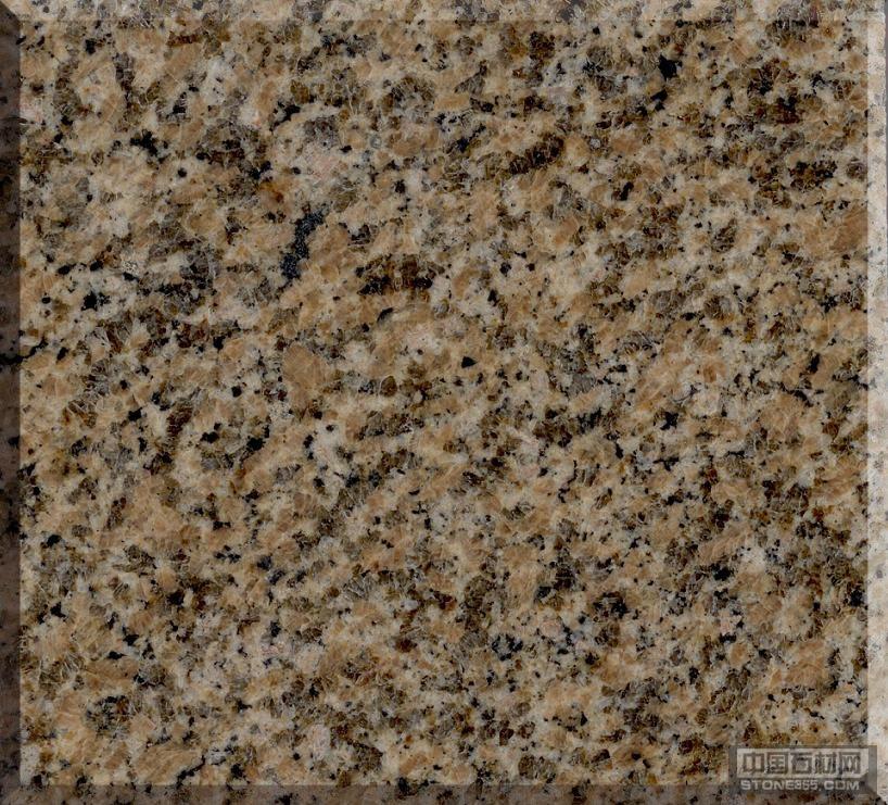 沙啡金棕 内蒙优质花岗岩石材