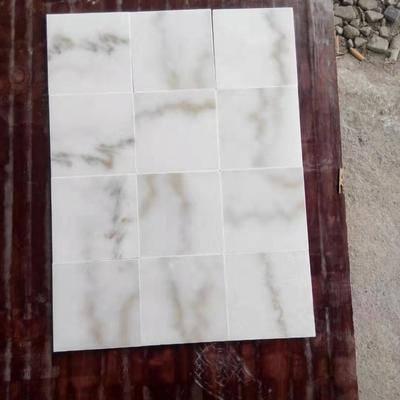 广西白大理石小方块