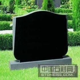 蒙古黑墓碑石2