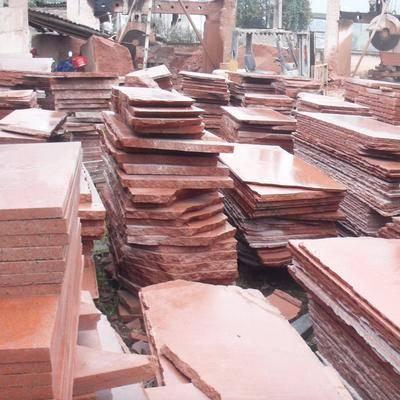 中国红亚洲红大板规格板毛板