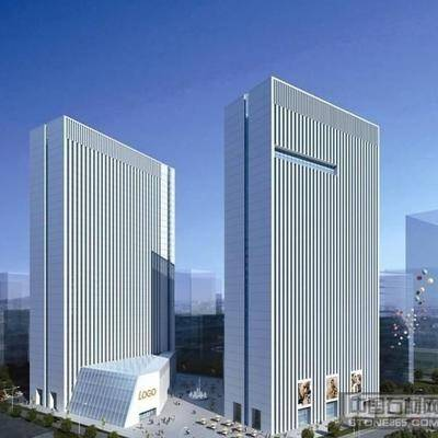 山西蝴蝶绿工程——大连国际大厦裙楼