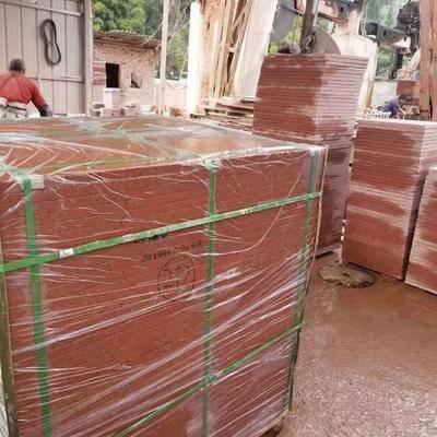 中國紅花崗巖石材大板