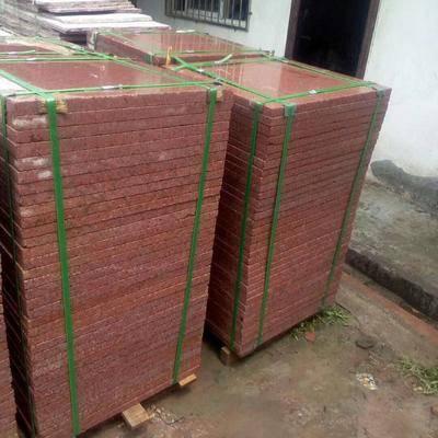 中國紅花崗巖石材成品板