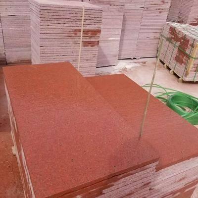 中國紅花崗巖石材