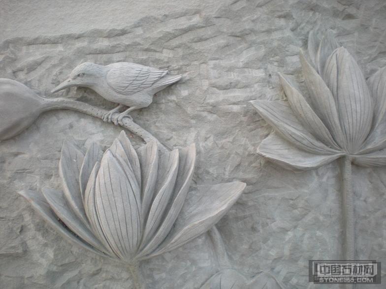 四川青石浮雕