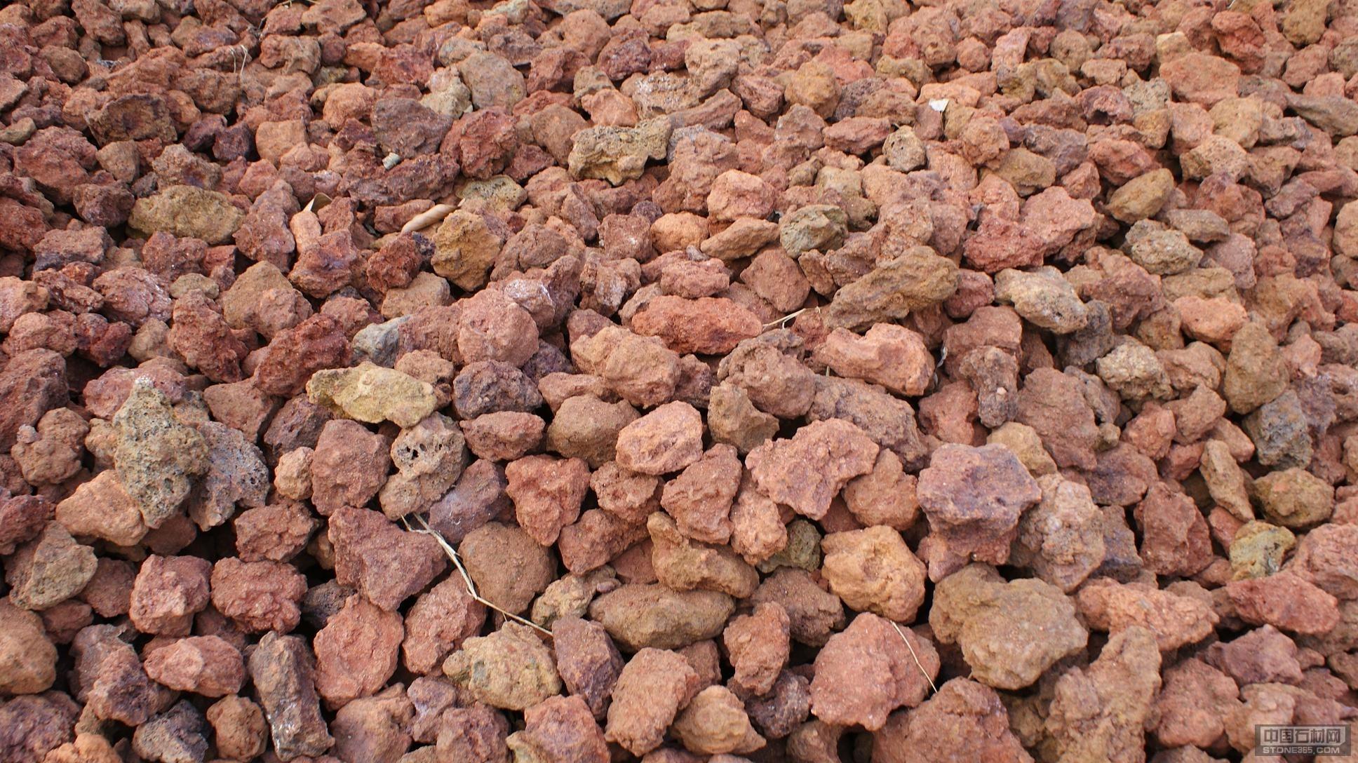 红色火山岩2