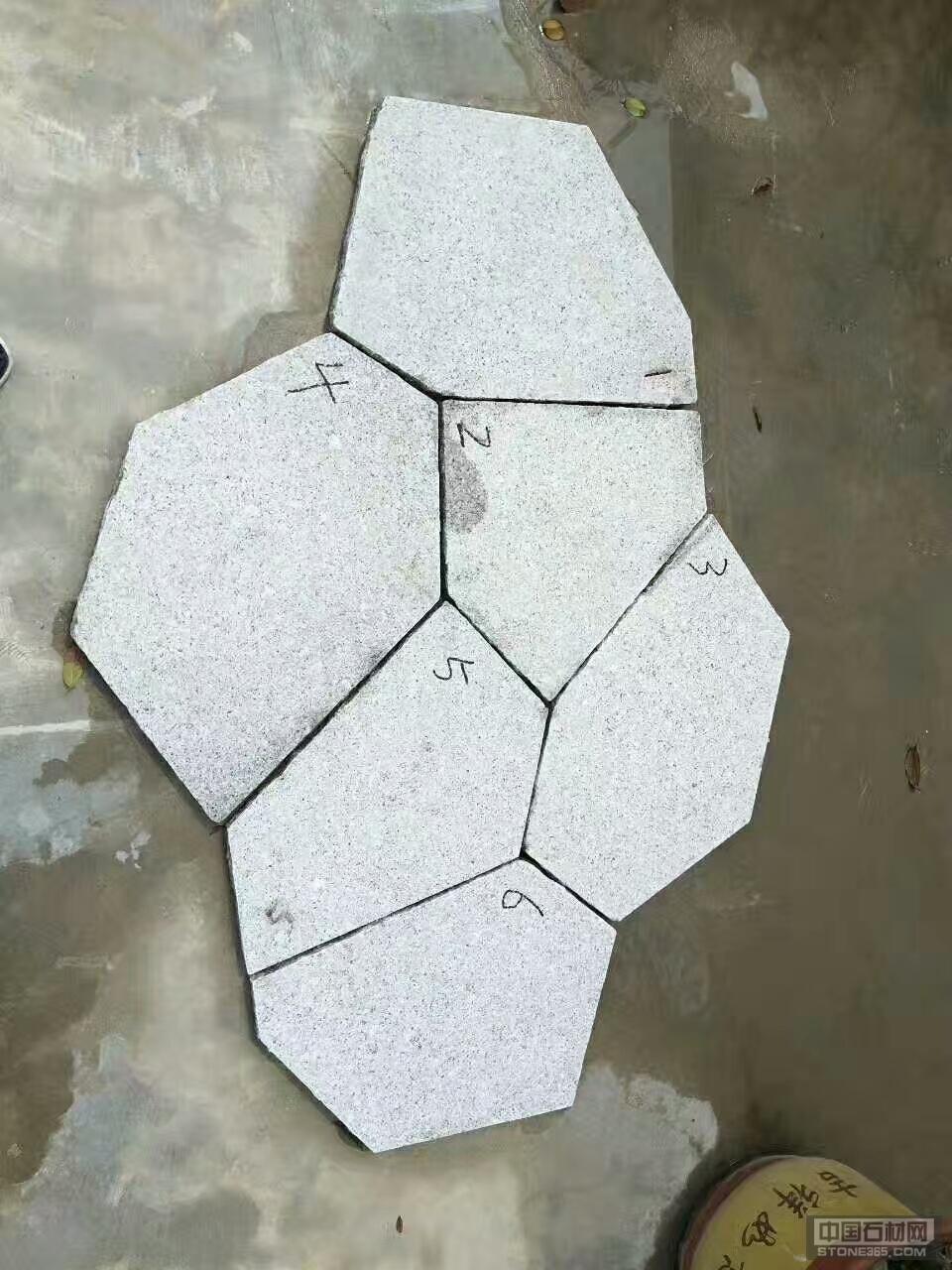 山东锈石冰裂纹